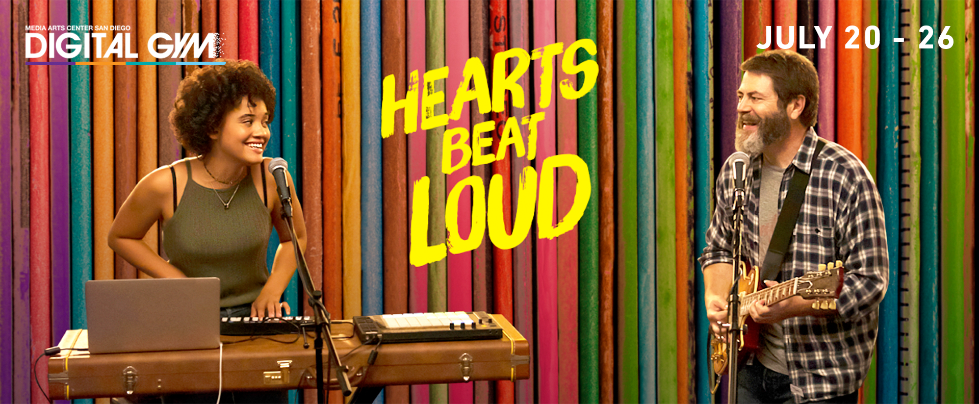 Last Chance Indies: Hearts Beat Loud (July 20 – July 26)