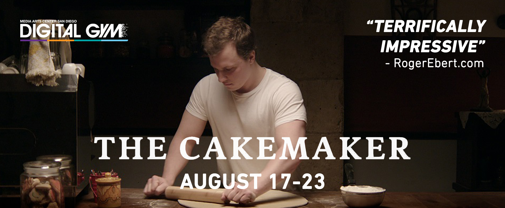 Last Chance Indies: The Cakemaker (August 17 – August 23)