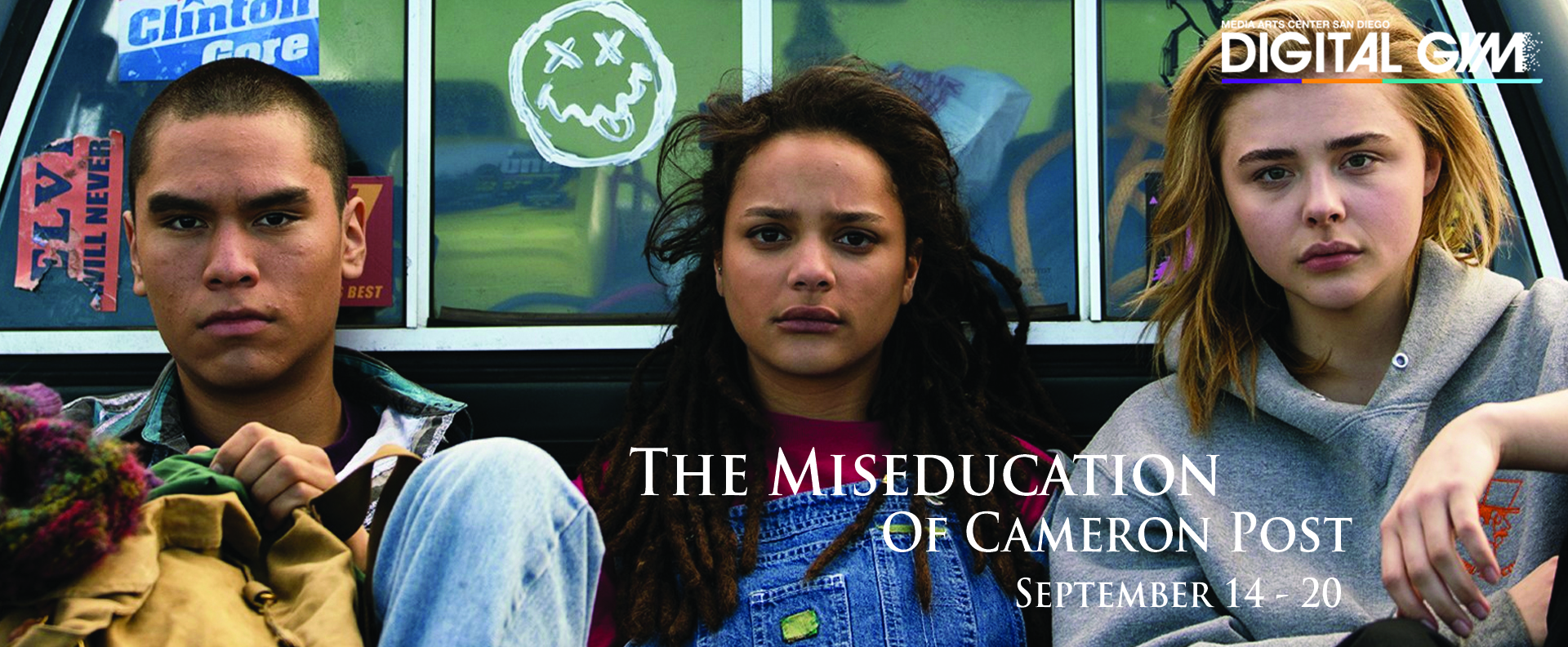 The Miseducation of Cameron Post Digital Gym Cinema San Diego