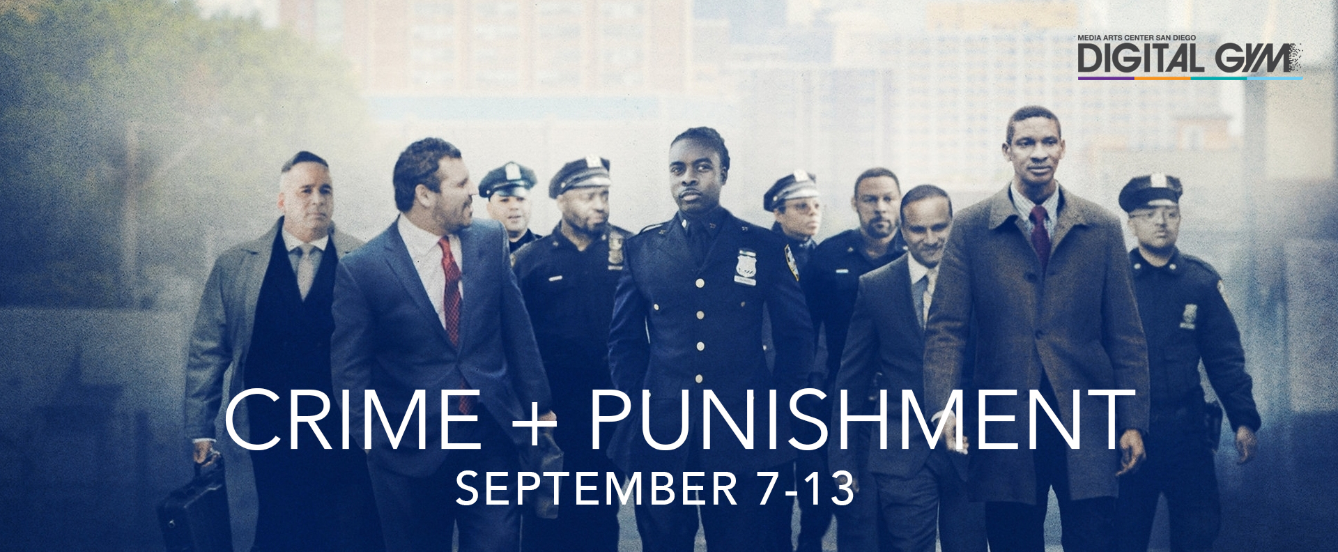 Hulu Presents: Crime + Punishment (September 7-13)