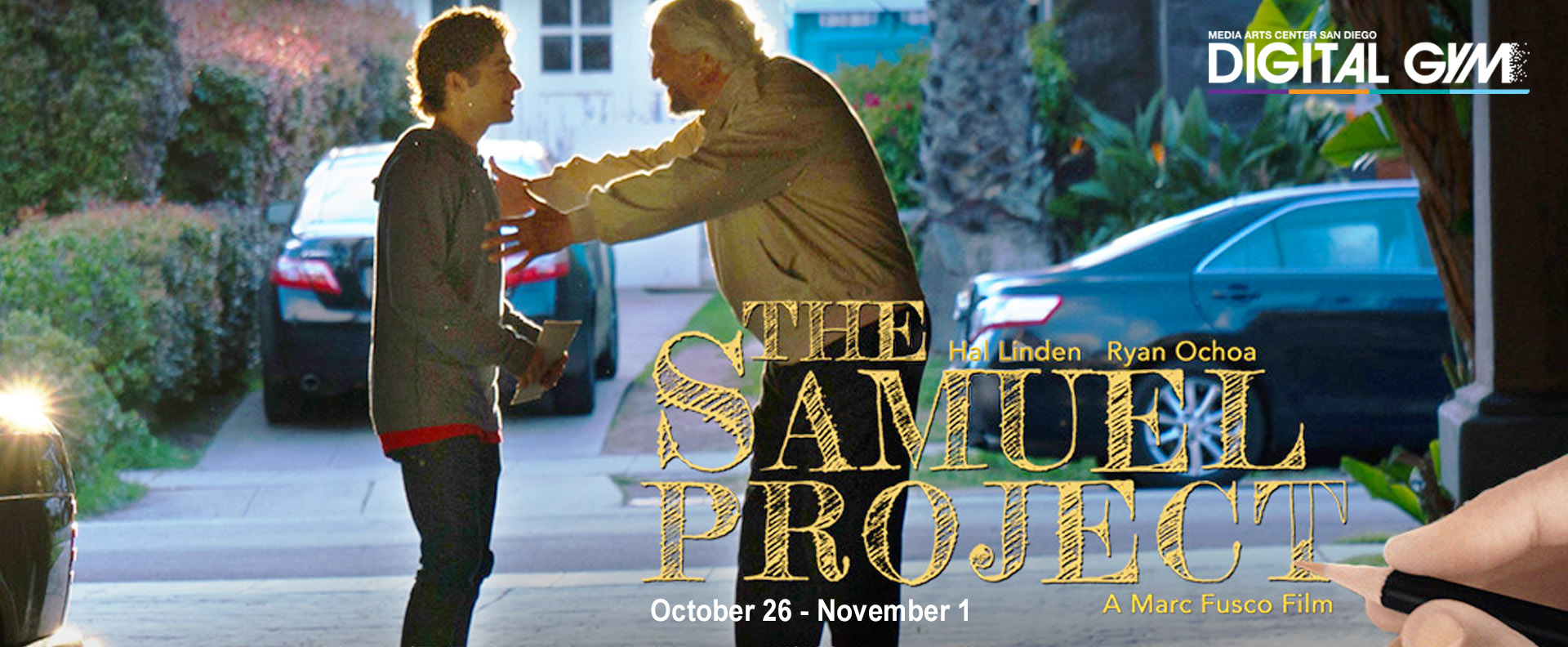 THE LOCALS: The Samuel Project (October 26 – November 1)