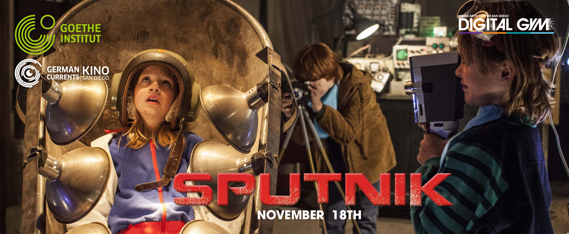 German Currents Kino: MISSION: SPUTNIK (November 18)