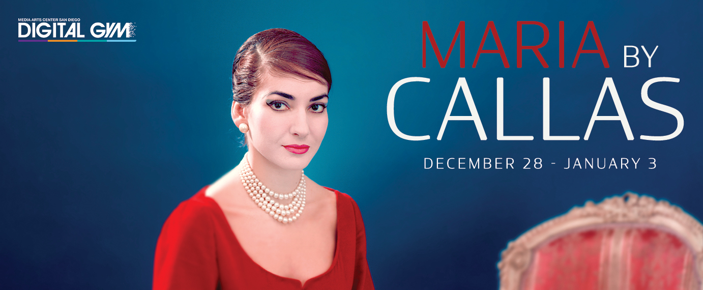 Last Chance Indies –  Maria by Callas: In Her Own Words (December 28 – January 3)