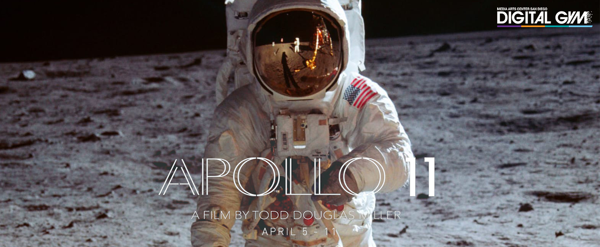 Last Chance Indies: Apollo 11  (April 5 – April 11)