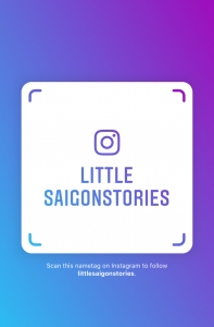 Instagram @littlesaigonstories