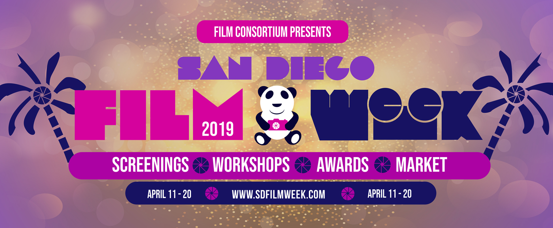Film Consortium Presents: San Diego Film Week (April 13 – 14)