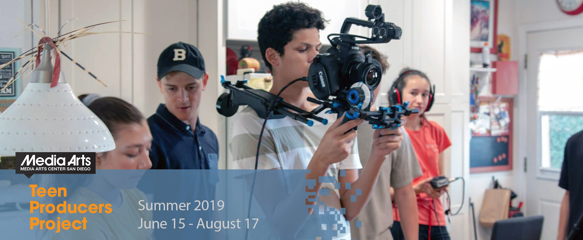 Summer 2019 Teen Producers Project