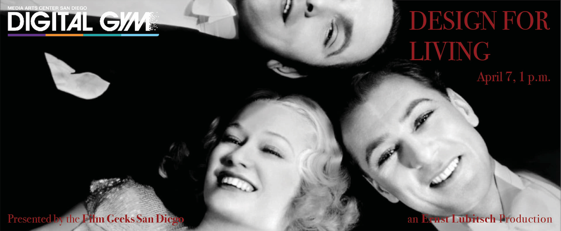 Breaking the Commandments: Pre-Code Hollywood – Design for  Living (1933) (April 7)