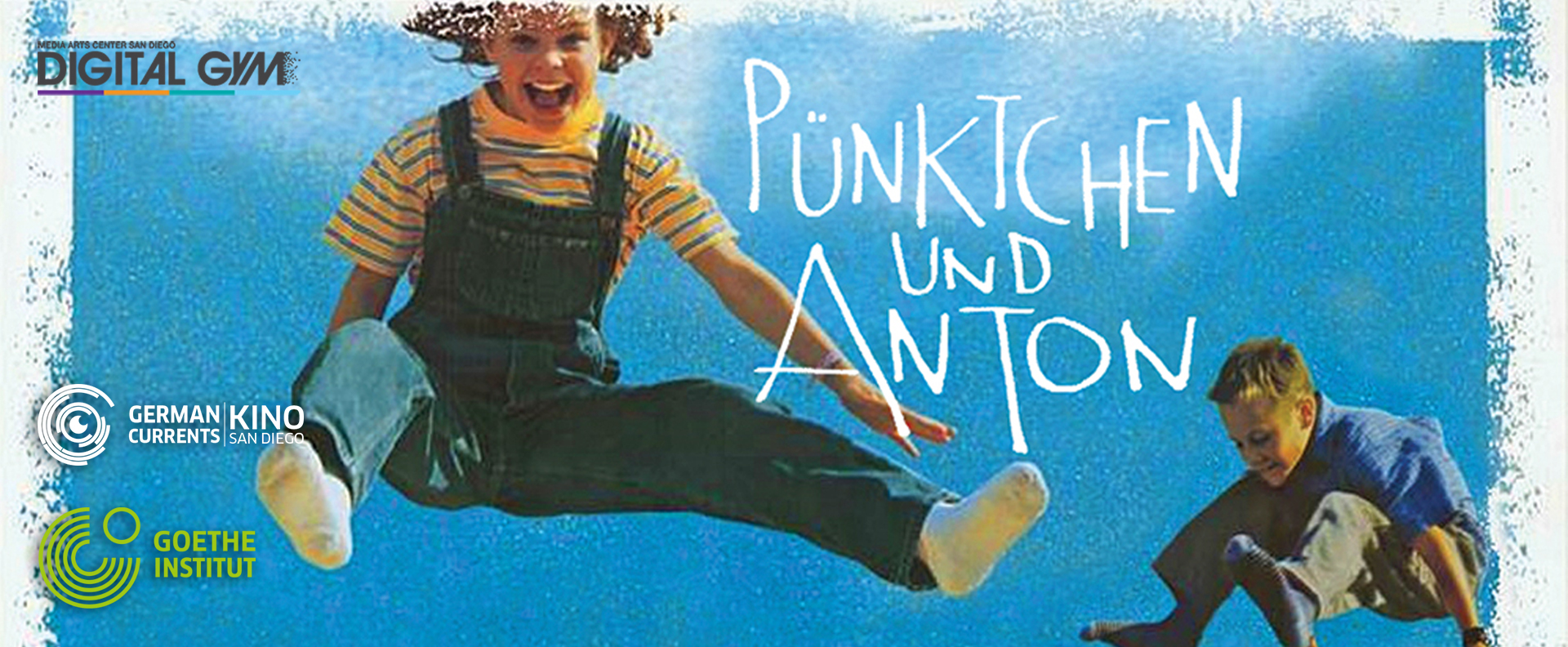 German Currents Kino: PÜNKTCHEN & ANTON (April 28)