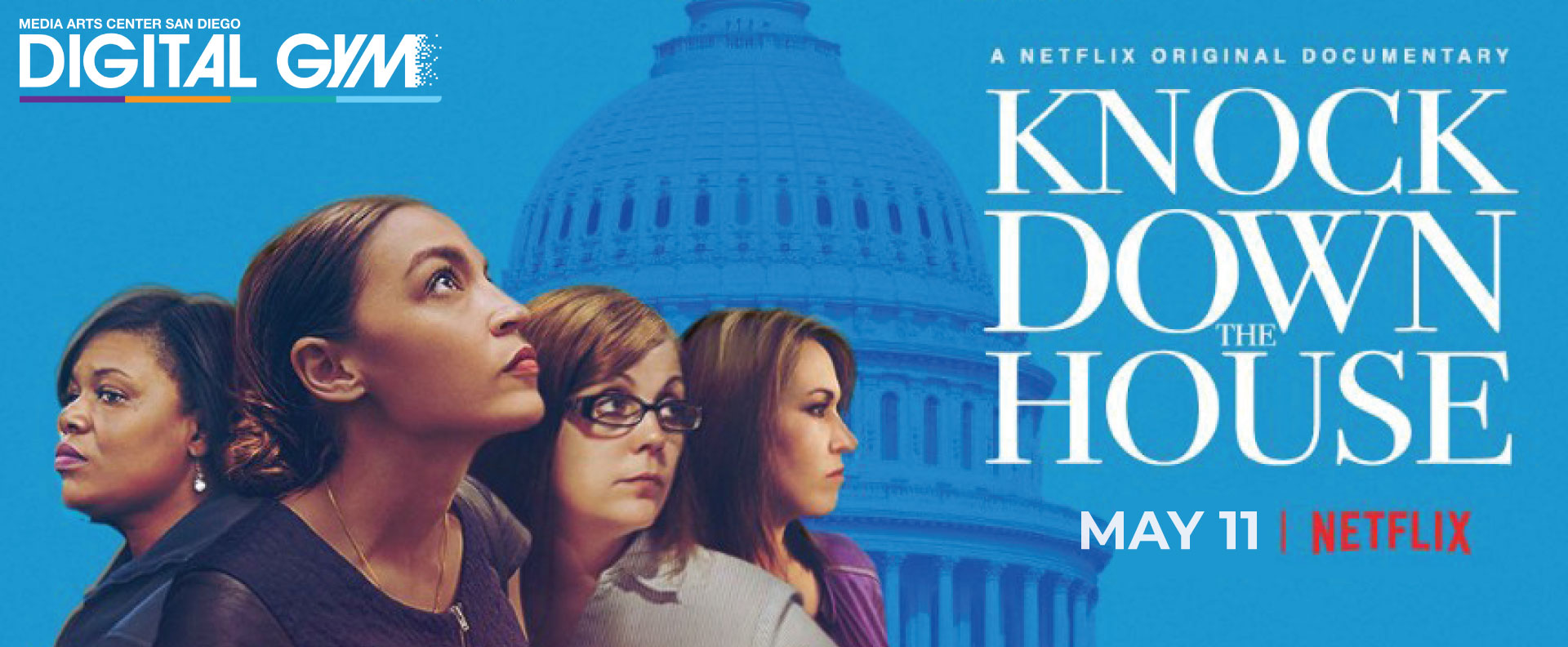 Free Screening: Knock Down the House (May 11)