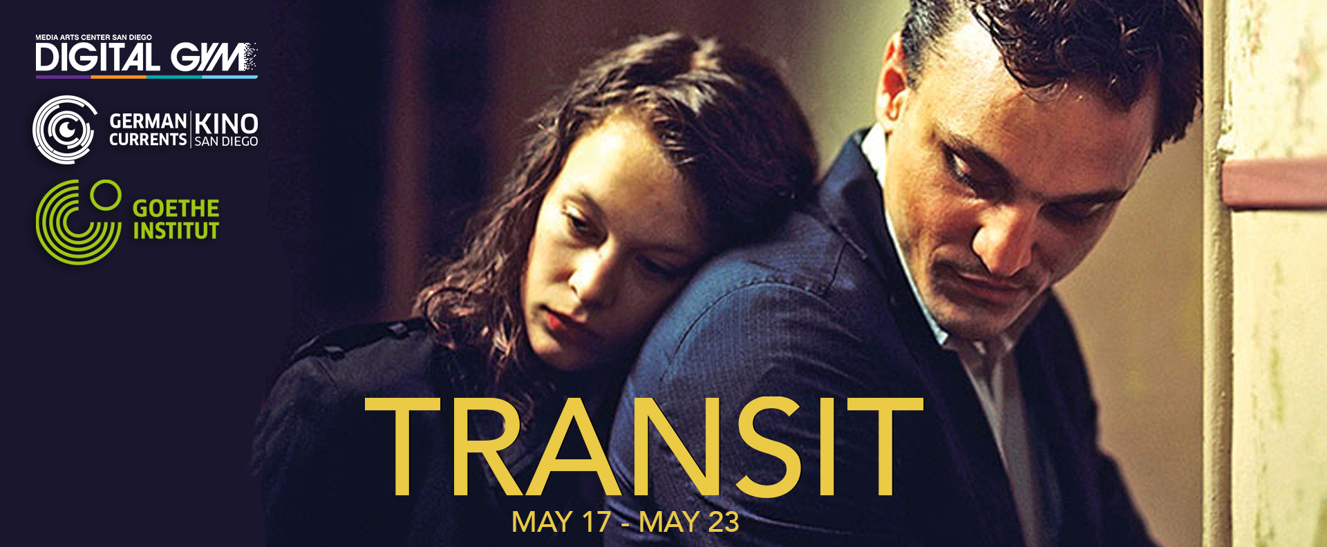 German Currents Kino Presents: Transit (May 17 – May 23)