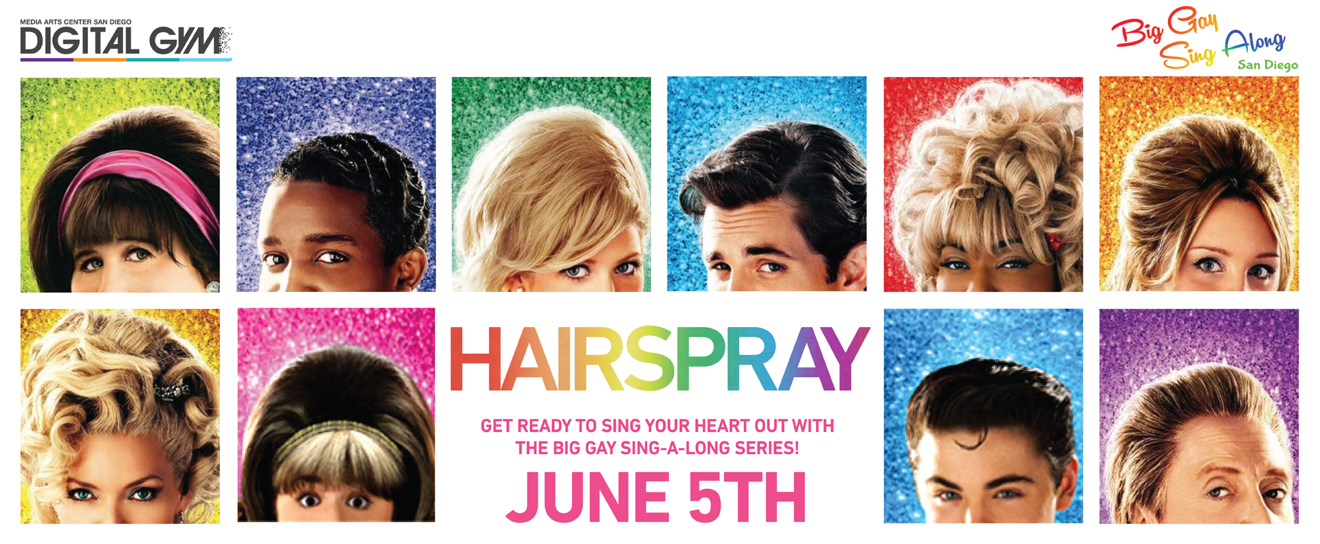 Big Gay Sing-A-Long: Hairspray (2007) (June 5)