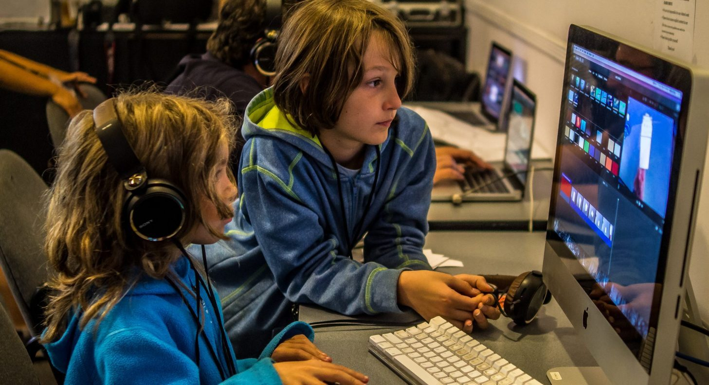 Summer Youth Media and Tech Camps 2018