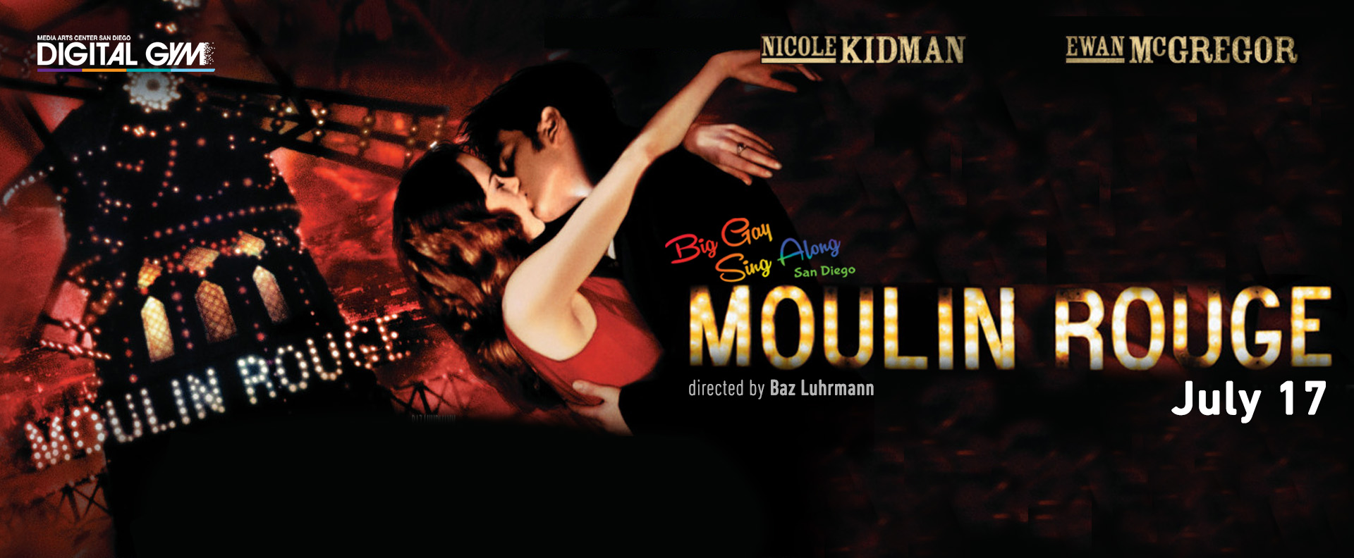 Big Gay Sing-A-Long: Moulin Rouge! (2001) (July 17)