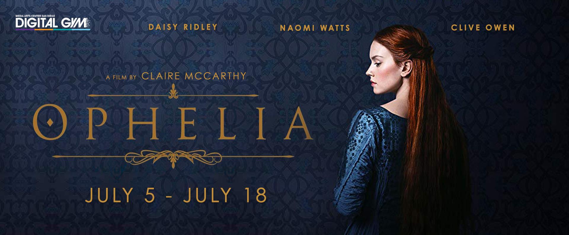 Ophelia (July 5 – July 18)