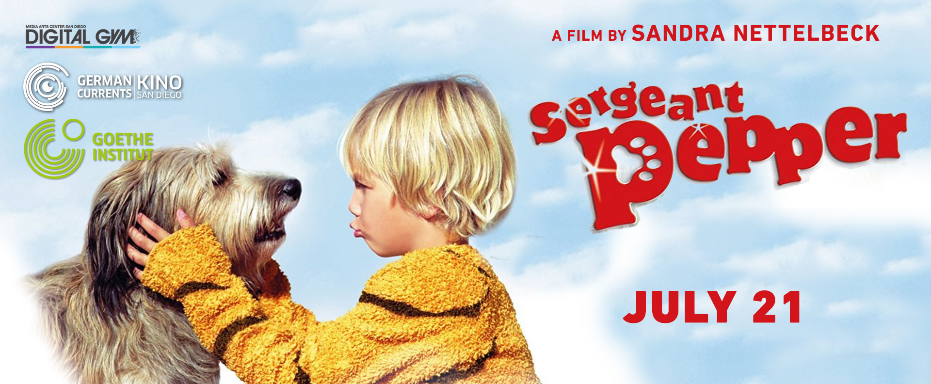 German Currents Kino Presents: Sergeant Pepper (July 21)
