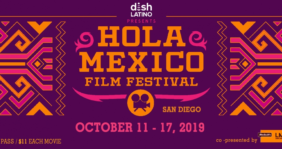 The Hola Mexico Film Tour 2019 Arrives at the Digital Gym Cinema! (October 11 – 17th)