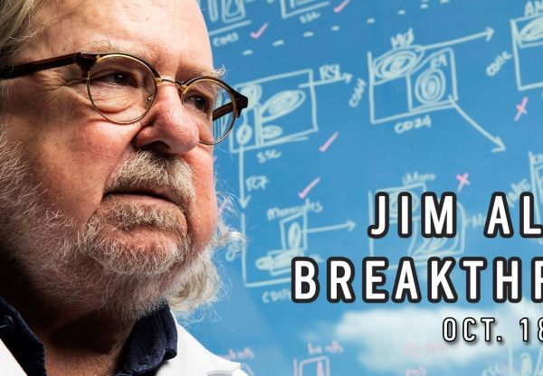 Last Chance Indies –  Jim Allison: Breakthrough (October 18 – October 24)