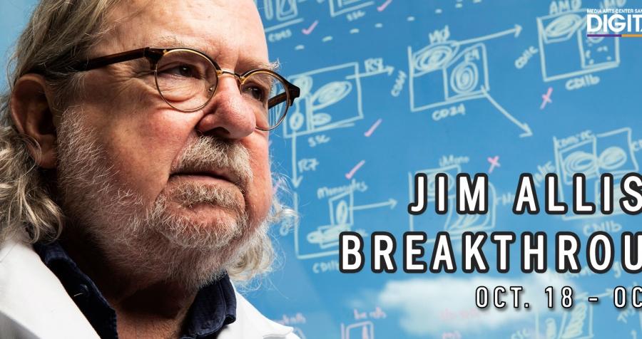 Last Chance Indies –  Jim Allison: Breakthrough (October 18 – October 24)