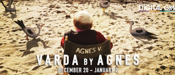 Varda by Agnès (December 20 – January 2)