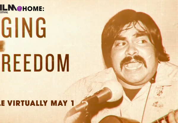 LATINOFILM@Home: Singing Our Way to Freedom (Available May 1)
