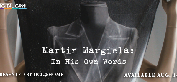 An Enigmatic Fashion Designer Reveals (mostly) All in MARTIN MARGIELA: IN HIS OWN WORDS (Available Virtually Aug. 14)